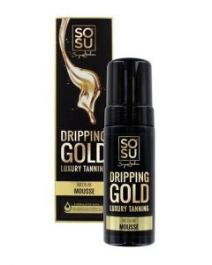 SoSu Dripping Gold Medium Mousse 150ml