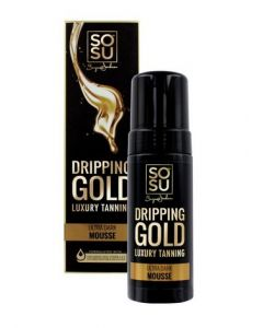 SoSu Dripping Gold Ultra Dark Mousse 150ml
