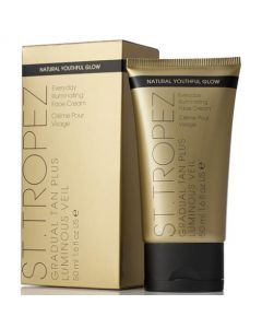 St. Tropez Gradual Tan Plus Luminous Veil Face Cream