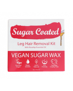 Sugar Coated Leg Hair Removal Kit