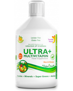 Swedish Nutra Ultra Plus Multi-Vitamin