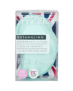 Tangle Teezer Fine and Fragile Detangling Hairbrush Mint Violet