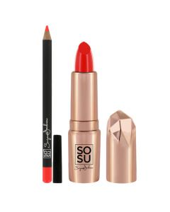 SOSU by Suzanne Jackson Lip Kit
