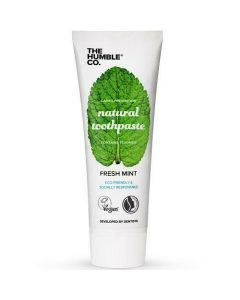 The Humble Co Natural Mint Toothpaste 75ml