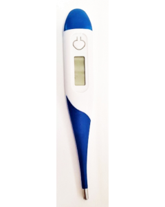 Digital Thermometer With Beeper