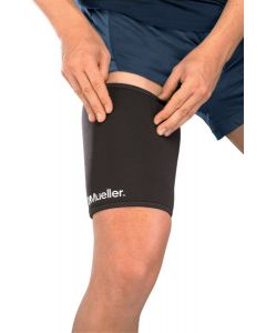Mueller Neoprene Thigh Sleeve Black