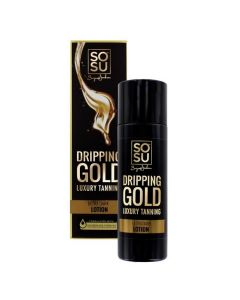 SoSu by Suzanne Jackson Dripping Gold Luxury Tanning Lotion