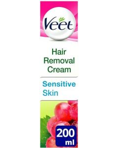 Veet Natural Inspirations Hair Removal Cream (Sensitive)