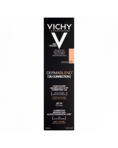 Vichy Dermablend 3D Correction Foundation 55 Bronze 30ml