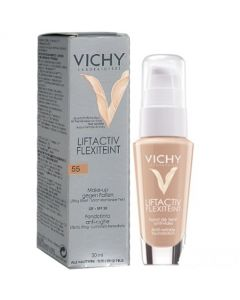 Vichy Liftactiv Flexilift Teint Anti Wrinkle Foundation 30ml 55 Bronze