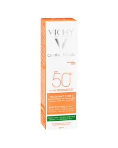 Vichy Capital Soleil Facial Mattifying 3-in-1 SPF50 50ml