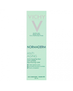 Vichy Normaderm Anti-Age Anti-Imperfection Anti-Wrinkle Resurfacing Care 50ml