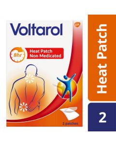 Voltarol Heat Patch 2 Patches