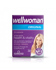 Vitabiotics Wellwoman Original 30 Tabs