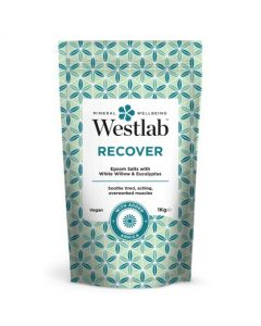 Westlab Recover Bathing Salt - 1kg