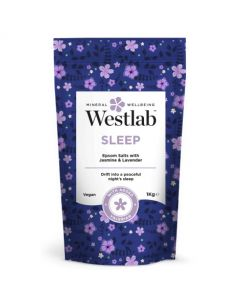 Westlab Sleep Bathing Salt - 1kg