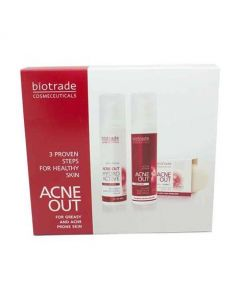 Acne Out Treatment 3 Proven Steps Kit