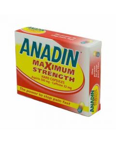Anadin Maximum Strength Tablets (12)