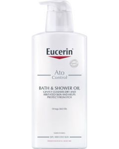 Eucerin 400ml Control Bath and Shower Oil 400ml
