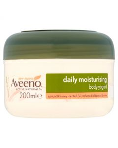 Aveeno Daily Moisturising Body Yoghurt Lotion Apricot & Honey