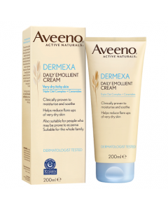 Aveeno Dermexa Daily Emollient Cream 200ml