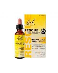 Bach Rescue Remedy Dropper (Nelsons) - 20ml