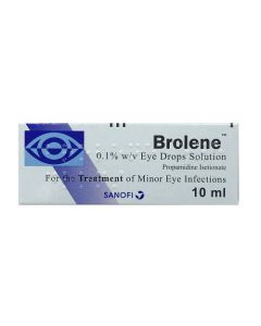 Brolene Eye Drops 10ml
