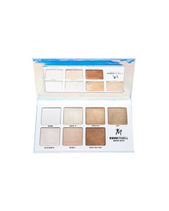 Bperfect Sub Zero Mmmmitchell Highlighter Collection