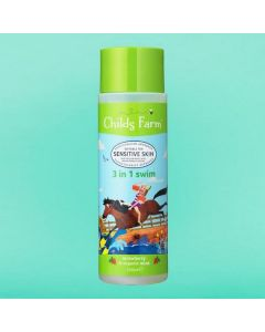 Childs Farm 3 in 1 Swim Strawberry And Organic Mint 250ml