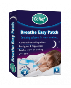 Colief Breathe Easy Patches