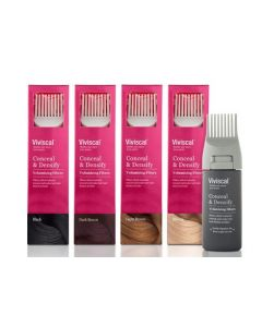 Viviscal Conceal & Densify Fibres - Assorted Colours