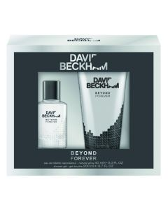 David Beckham Beyond Forever 40ml EDT + 200 Shower Gel Gift Set