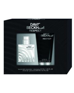 David Beckham Respect Eau de Toilette 40ml Gift Set