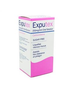 Exputex Oral Solution