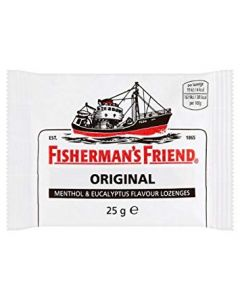Fishermans Friend Cough Drops - Original 25g