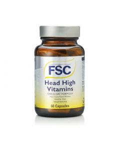 FSC Head High Vitamins - 30 Capsules