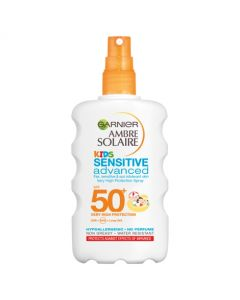 Garnier Ambre Solaire Sensitive Kids Spray Advanced SPF50 200ml