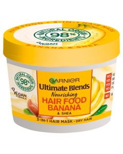 Ultimate Blends Hair Food Banana 3-in-1 Dry Hair Mask Treatment