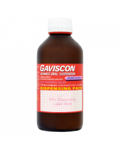 Gaviscon Advance Oral Suspension Aniseed Flavour 500ml