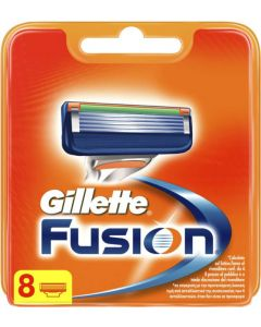 Gillette Fusion Manual Blades 8
