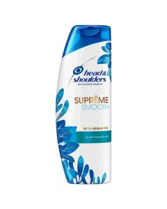 Head & Shoulders Supreme Smooth Shampoo 400ml