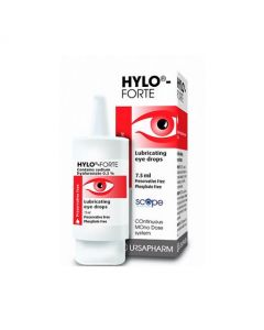 Hylo-Forte Eye Drops 7.5ml