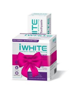 iWhite Oxygen Activated Teeth Whitening Kit + Free Gift