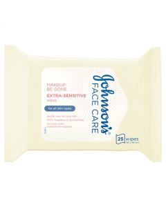 Johnsons Extra-Senstive Wipes- 25