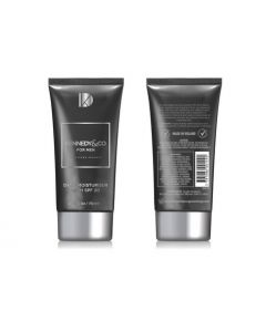 Kennedy & Co Daily Moisturiser with SPF20  Image is of the Front and Back of 1 tube