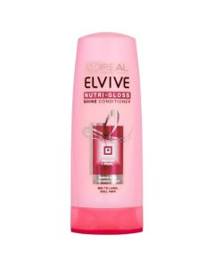 L'Oreal Elvive Nutri-Gloss Shine Conditioner 400ml