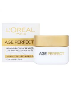 Loreal Age Perfect Re-Hydrating Day Cream 50ml