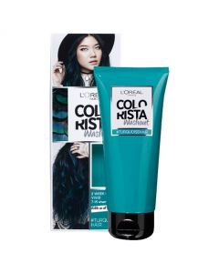 L'Oreal Paris Colorista Vivid 2 Week Turquoise Hair