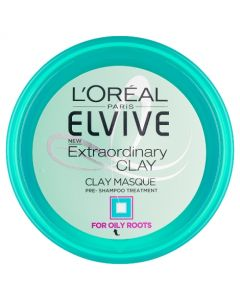 L'Oreal Paris Elvive Extraordinary Clay Masque 150ml