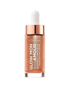 Loreal Paris Liquid Highlight Glow Drops-Bellini
